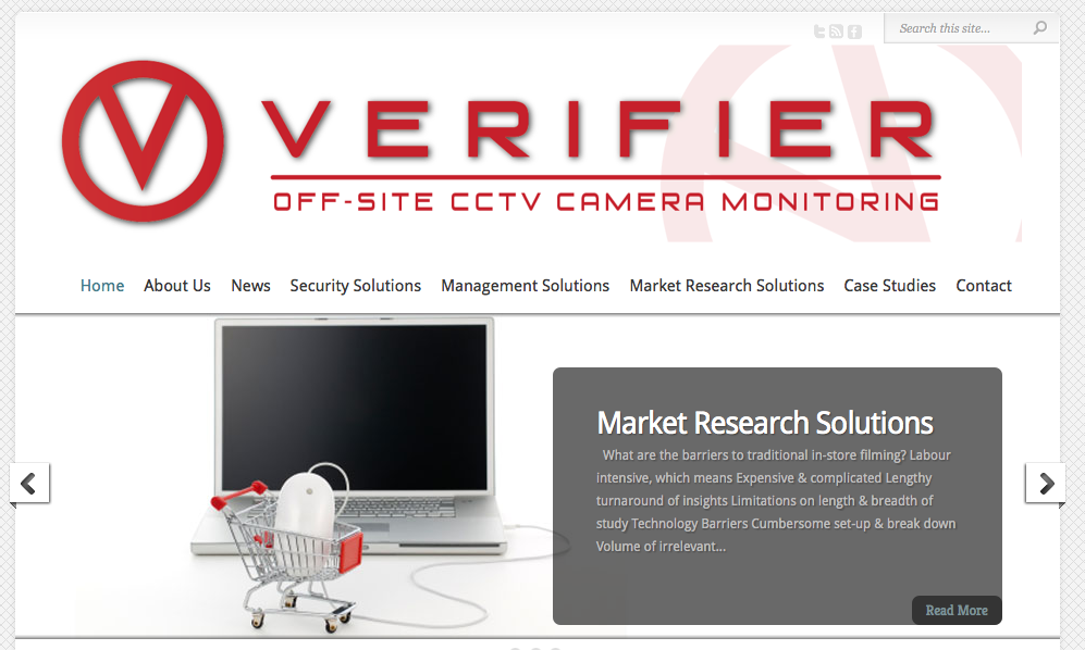 Verifier off site CCTV Security