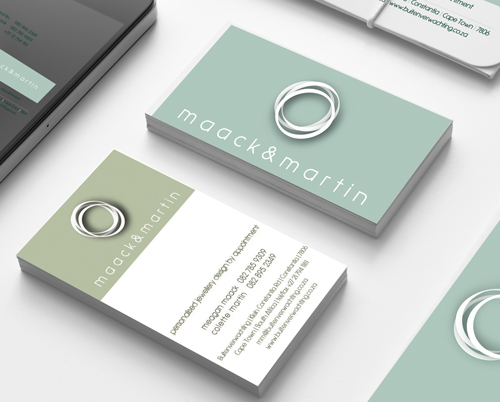 Branding Logos Business Cards