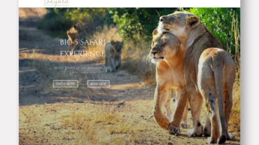 Game-lodge-web-design-by-luna-design
